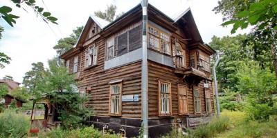Сестрорецк, проспект Красных Командиров, дом 23б
