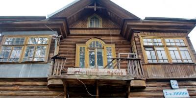 Сестрорецк, проспект Красных Командиров, дом 23б, балкон