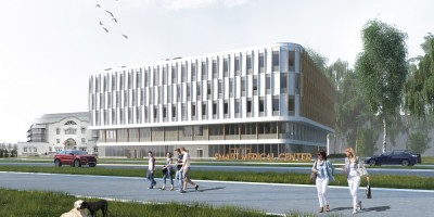 Светлановский проспект, проект медицинского центра