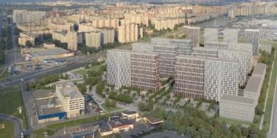 Улица Морской Пехоты, проект жилого комплекса