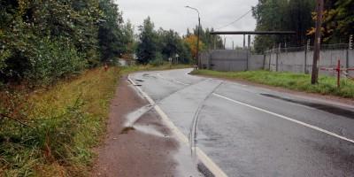 Челябинская улица, второй переезд