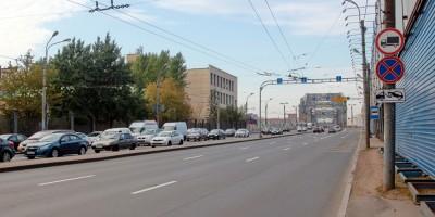 Комаровский проезд