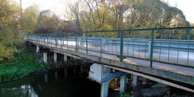 Петро-Славянка, Мельничный мост