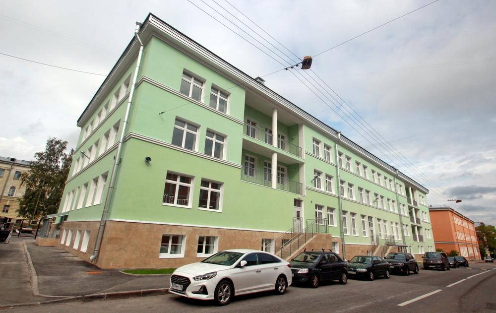 Пушкин, Церковная улица, 16