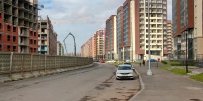 Улица Генерала Кравченко