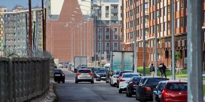 Улица Генерала Кравченко, перспектива
