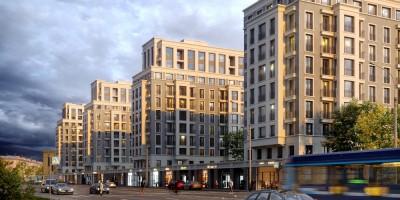 Благодатная улица, проект жилого комплекса