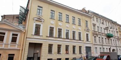 Дмитровский переулок, дом 15