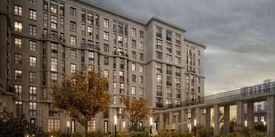 Московский проспект, проект жилого дома