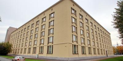 Площадь Растрелли, 2, корпус в Ставропольском переулке