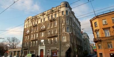 Дом Штальман, Загородный проспект, 45