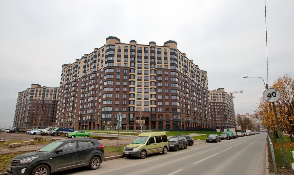 Малая Бухарестская улица, дом 12