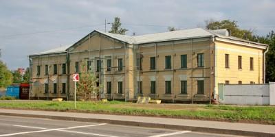 Октябрьская набережная, дом 102, литера П
