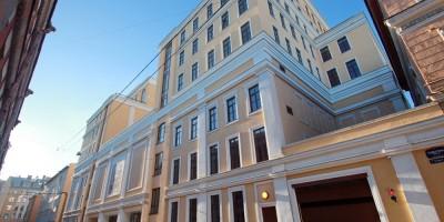 Переулок Лодыгина, 5, духовно-просветительный центр