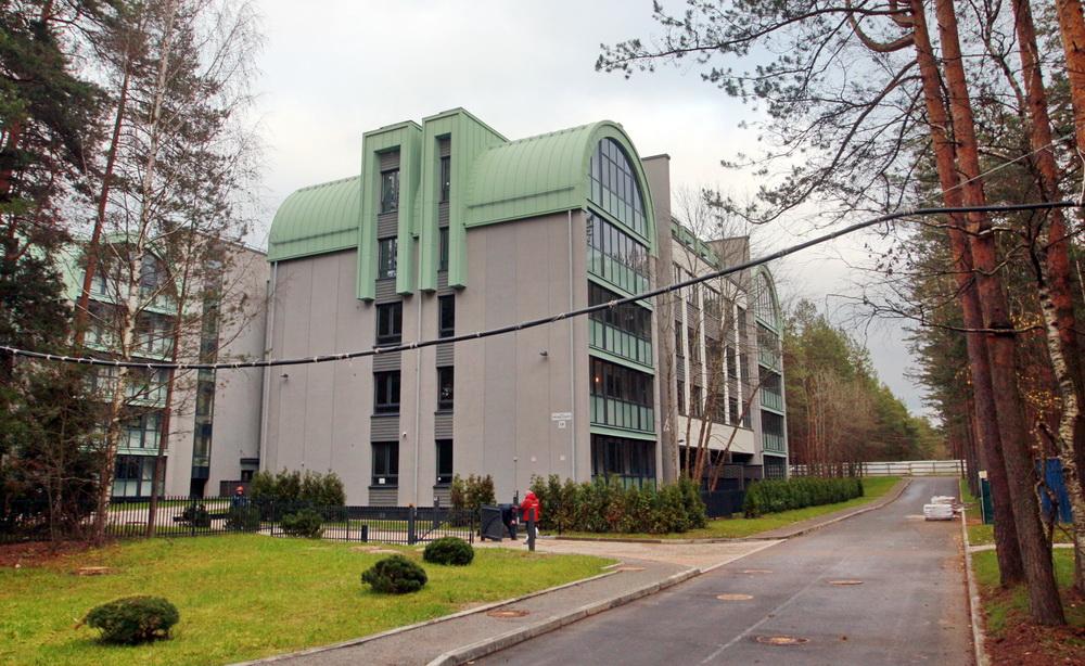 Сестрорецк, улица Максима Горького, дом 2а, строение 3