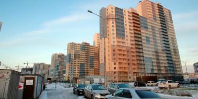 Верхне-Каменская улица, жилые дома 3, 5 и 7