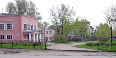 Волковский проспект, трасса улицы Дзержинского, Гороховой