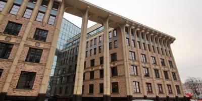Эсперова улица, дом 10, колонны