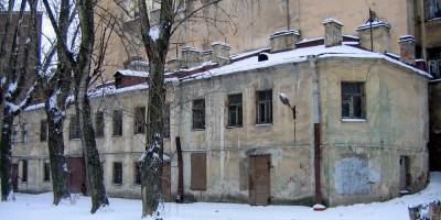 2-я линия Васильевского острова, дом 43, литера Б