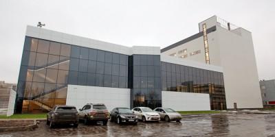 Академия хоккейного мастерства имени Харламова на Пражской улице, 10, корпус 2