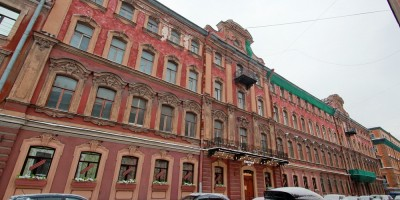 Дом Утина на Галерной улице, 20-22