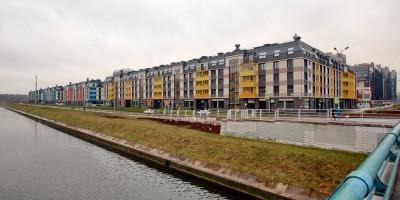 Набережная Матисова канала, жилой комплекс
