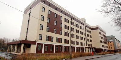 Улица Бехтерева, дом 1, строение 4, клинико-токсилогический центр химической безопасности