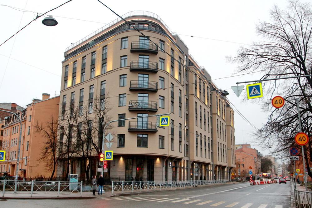 Улица Моисеенко, дом 27