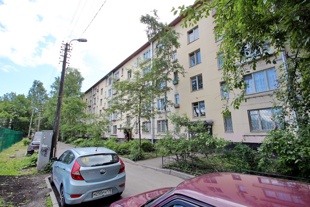 2-я Комсомольская улица, 41