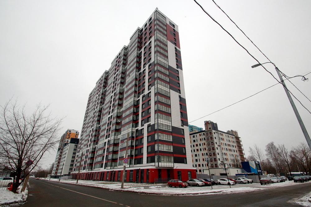 Бокситогорская улица, дом 27