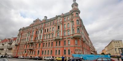 Дом Шрейбера на Захарьевской