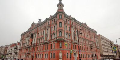 Дом Шрейбера на Захарьевской улице, 41