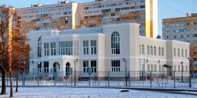 Дворец бракосочетания Красносельского района на улице Доблести, 36