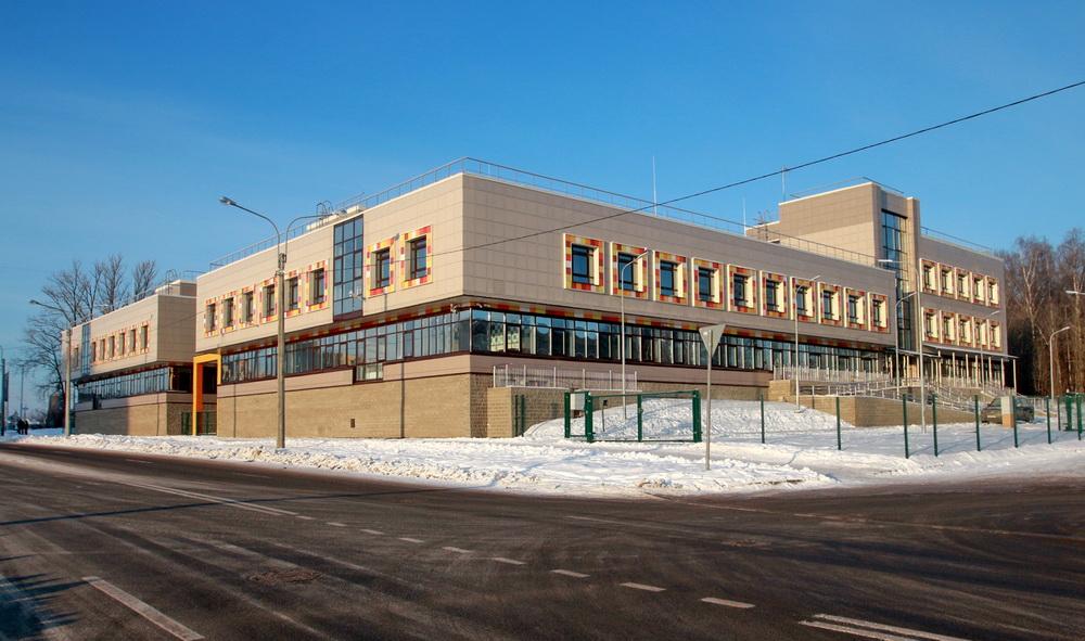 Красное Село, улица Восстановления, дом 15, корпус 4, детская поликлиника