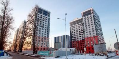 Малая Митрофаньевская улица, дом 8, корпус 1