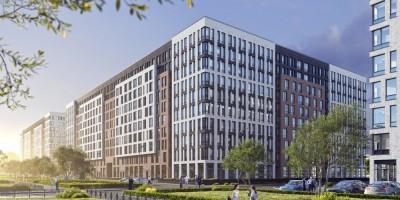 Проект жилого комплекса на Манчестерской улице