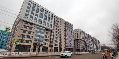 Торфяная дорога, 17, 15 и 13, жилой комплекс