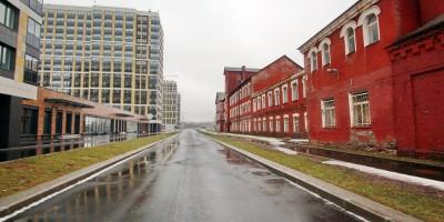 Ультрамариновая улица