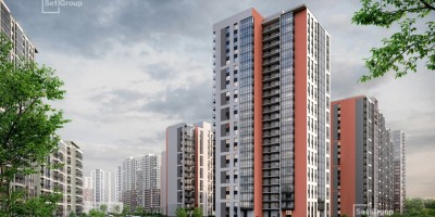Арцеуловская аллея, проект жилого комплекса