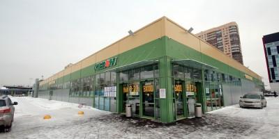 Магазин Сезон на Пулковском шоссе, 40