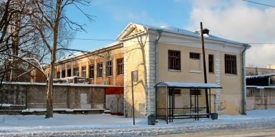 Улица Жукова, дом 4