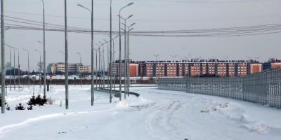 Усть-Славянское шоссе