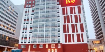 Детский переулок, дом 2, апарт-отель М97