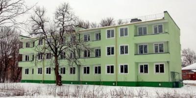 Павловск, Динамо, Пионерская улица, дом 2а и 2б