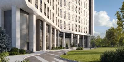 Ташкентская улица, проект гостиницы