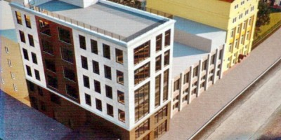 Уфимская улица, проект бизнес-центра