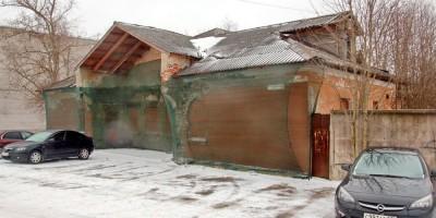 Баня на Огородной улице, 16, в Красном Селе