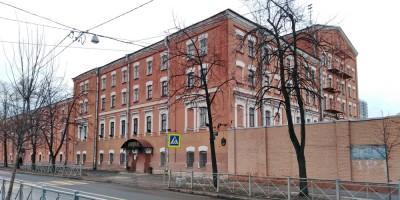 Фарфоровская улица, 1, административный корпус и солодовня