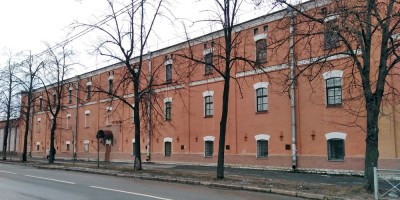Фарфоровская улица, 1, производственный корпус