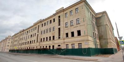 Кронштадт, улица Аммермана, дом 46, капитальный ремонт